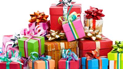 Julklappar skall köpas online