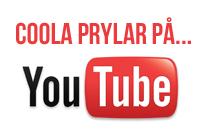 Coola prylar på YouTube
