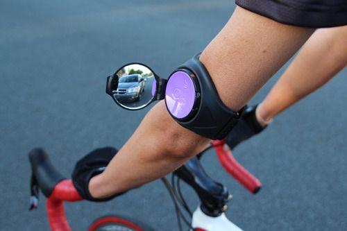 Backspegel till cykeln