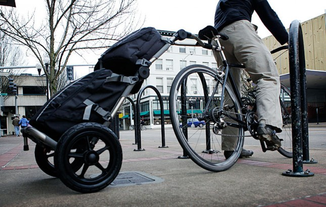 Draghjälp till cykeln