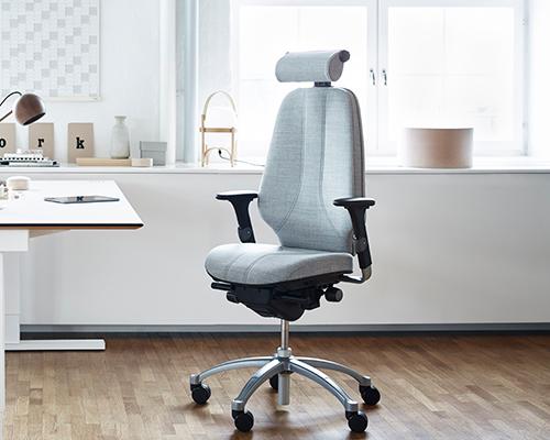 En bra kontorsstol håller dig effektiv längre