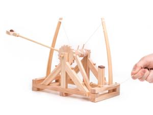 Leonardo Da Vinci Trämodell Geekblogg