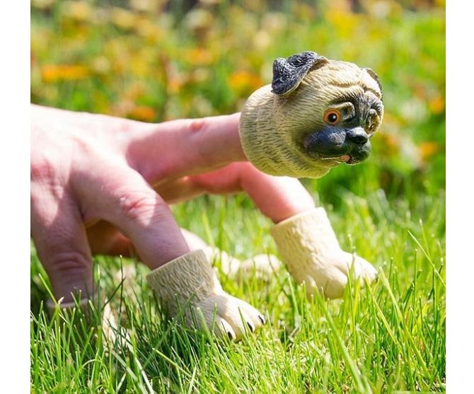 Fingerdocka Mops - Geekblogg.se